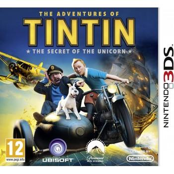 Le Avventure di Tintin: Il Videogioco Il Segreto Dell'Unicorno  - Nintendo 3DS [Versione Italiana]