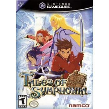 Tales Of Symphonia - GameCube [Versione Americana]