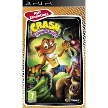 Crash il Dominio Sui Mutanti (Essentials) - PSP [Versione Italiana]