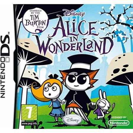 Alice in Wonderland - Nintendo DS [Versione Italiana]