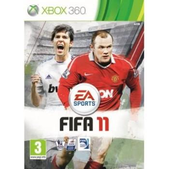 FIFA 11 - Xbox 360 [Versione Inglese Multilingue]