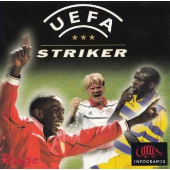 Uefa Striker - Dreamcast [Versione Italiana]