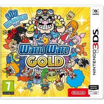 Warioware Gold - Nintendo 3DS [Versione Italiana]
