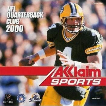 NFL Quarterback Club 2000 - Dreamcast [Versione Italiana]