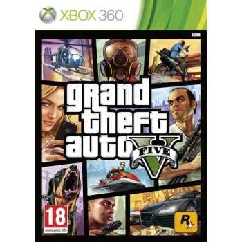 GTA V (Grand Theft Auto 5) - Xbox 360 [Versione Italiana]