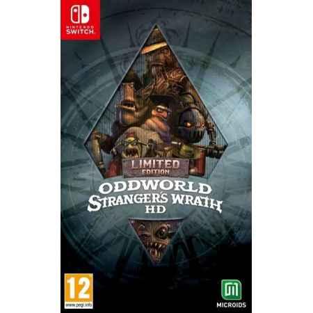 Oddworld: Stranger's Wrath HD - Nintendo Switch [Versione EU]