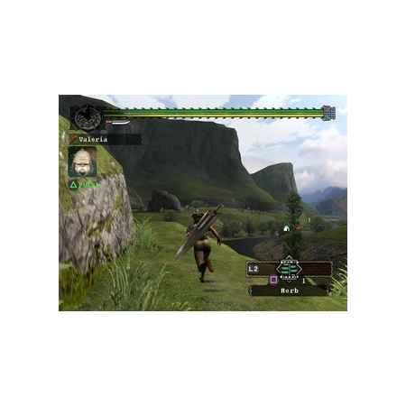 Monster Hunter – PS2 [Versione Italiana]