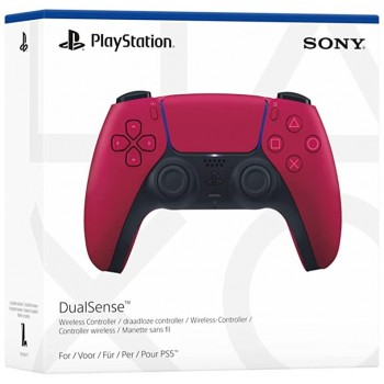 (PS5) Sony PlayStation 5 - DualSense Wireless Controller Cosmic Red (POSSIBILE ALLOCAZIONE)