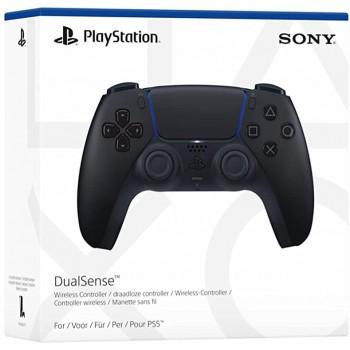 (PS5) Sony PlayStation 5 - DualSense Wireless Controller Midnight Black (POSSIBILE ALLOCAZIONE)