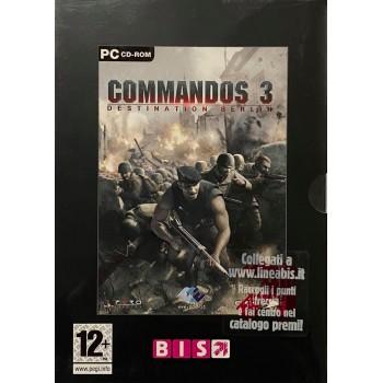 Commandos 3: Destination Berlin  - PC GAMES [Versione Italiana]
