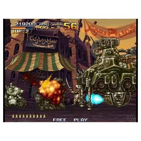 Metal Slug Anthology – PS2 [Versione Italiana]