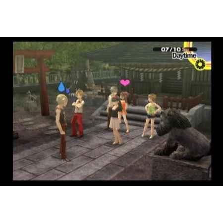 Persona 4 – PS2 [Versione Italiana]