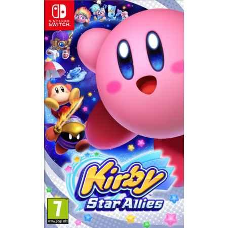 Kirby: Star Allies - Nintendo Switch [Versione Italiana]