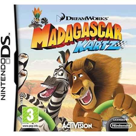 Madagascar Kartz - Nintendo DS [Versione Italiana]
