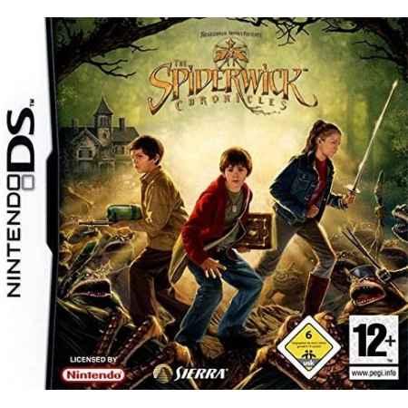 Spiderwick Chronicles - Nintendo DS [Versione Italiana]