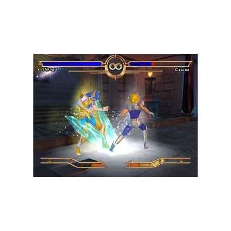 Saint Seiya: Il Santuario – PS2 [Versione Francese]