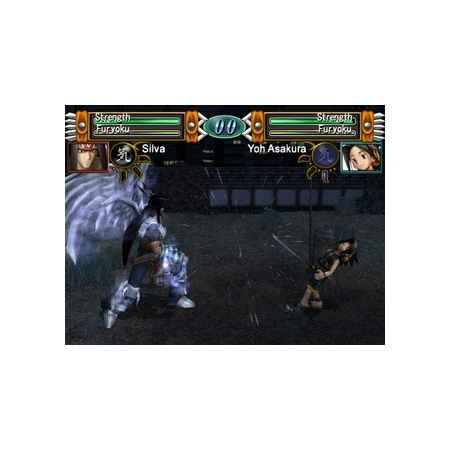Shaman King: Power Of The Spirit – PS2 [Versione Italiana]