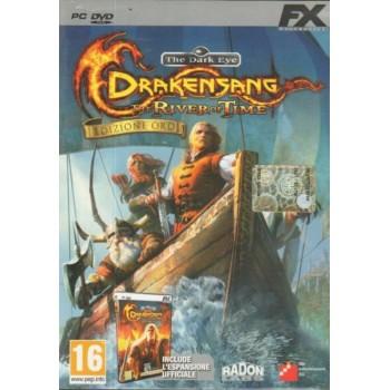 Drakensang: The River of Time  (Non Sigillato) - PC GAMES [Versione Italiana]