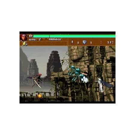 Sol Divide – PS2 [Versione Italiana]