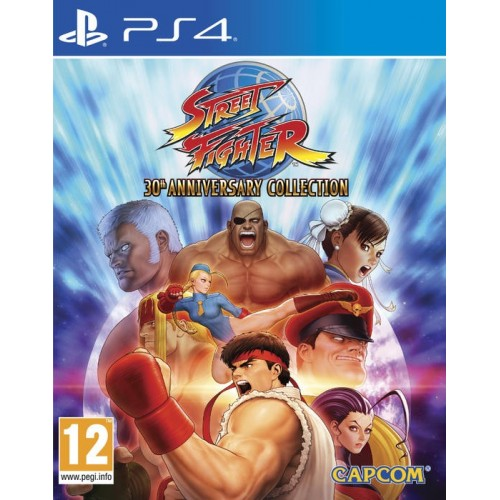 Street Fighter - 30° Anniversary Collection  - PS4 [Versione Italiana]