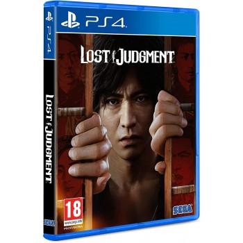 Lost Judgment - Prevendita PS4 [Versione EU Multilingue]