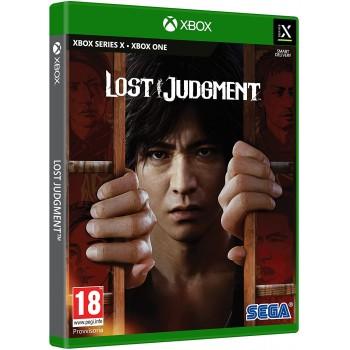 Lost Judgment - Prevendita Xbox One e Xbox Series X [Versione EU Multilingue]