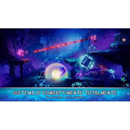 Trine 4: The Nightmare Prince- PS4 [Versione Italiana]