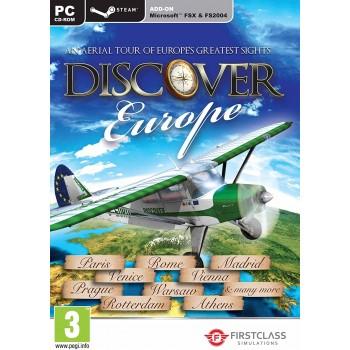 Discover Europe (Cover Con Plastica Rotta) (Codice Valido) (Non Sigillato) - PC GAMES [Versione Italiana]