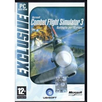 Combat Flight Simulator 3 - Battaglia per l'Europa (Ubisoft Exclusive) (Non Sigillato) - PC GAMES [Versione Italiana]