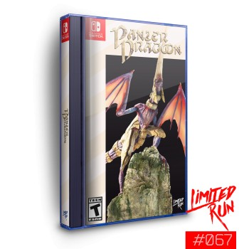 Panzer Dragoon  Remake Classic Edition (Limited Run 67) (Include Carta)  - Nintendo Switch [Versione Americana]
