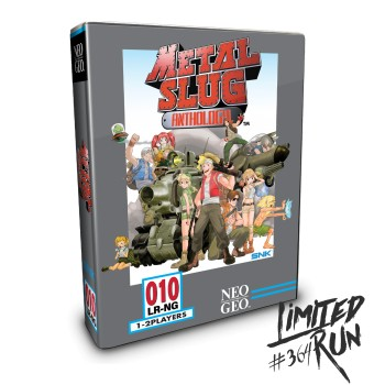 Metal Slug Anthology (Limited Run 364) - PS4 [Versione Americana]