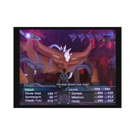 Shin Megami Tensei: Lucifer's Call – PS2 [Versione Inglese]