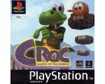 Croc - Legend of the Gobbos (Cover Danneggiata) - PS1 [Versione Italiana]