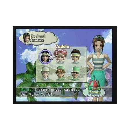 Swing Away Golf – PS2 [Versione Inglese]