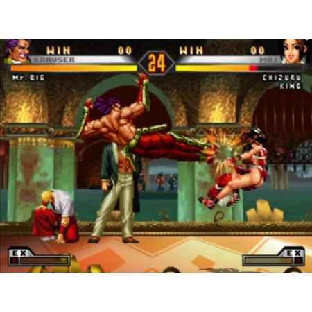 The King Of Fighters'98 Ultimate Match – PS2 [Versione Italiana]