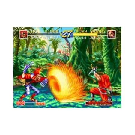 World Heroes Anthology – PS2 [Versione Italiana]