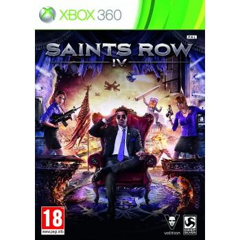 Saints Row 4 (Copia Bundle) - Xbox 360 [Versione Inglese]