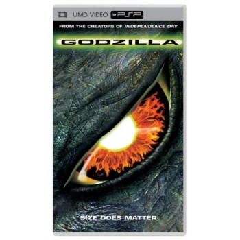 Godzilla (Film UMD) - PSP [Versione Italiana]