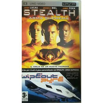 Stealth - Arma Suprema (Film UMD) - PSP [Versione Italiana]
