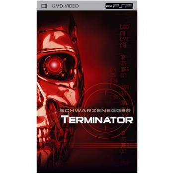 Terminator (Film UMD) - PSP [Versione Italiana]