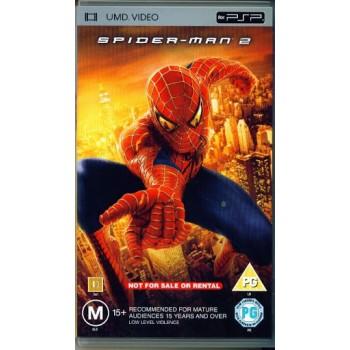 Spider Man 2 (Copia Bundle) (Film UMD) - PSP [Versione Francese]