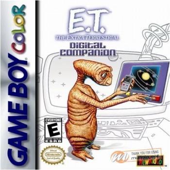 E.T. Digital Companion (Confezione Leggermente Schiacciata) - GBC [Versione Americana]