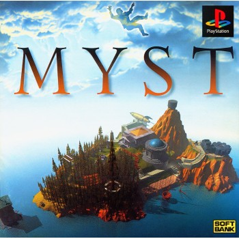 Myst - PS1 [Versione Giapponese]