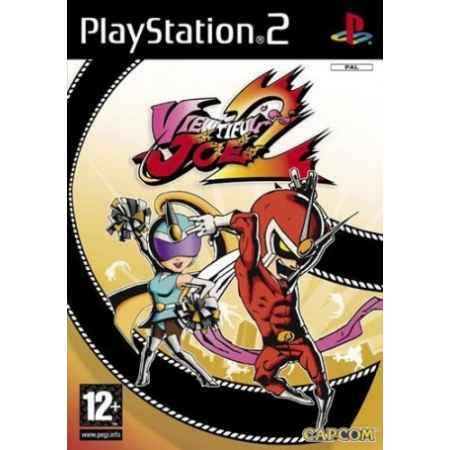 Viewtiful Joe 2 – PS2 [Versione Italiana]