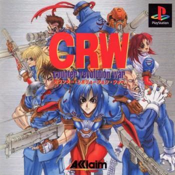 CRW - Counter Revolution War - PS1 [Versione Giapponese]