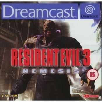 Resident Evil 3 Nemesis - Dreamcast [Versione Italiana]