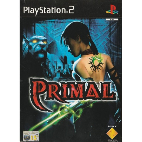 Primal – PS2 [Versione Italiana]