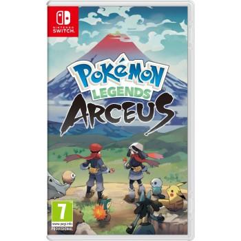 Leggende Pokémon: Arceus - Prevendita Nintendo Switch [Versione EU Multilingue]