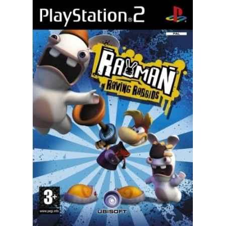 Rayman Raving Rabbids – PS2 [Versione Italiana]