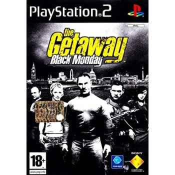 The Getaway: Black Monday – PS2 [Versione Italiana]